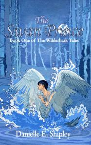 Swan Prince Cover, E-book