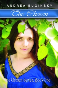 the chosen new cover