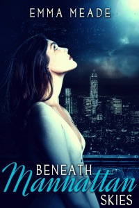 Beneath Manhattan Skies front cover
