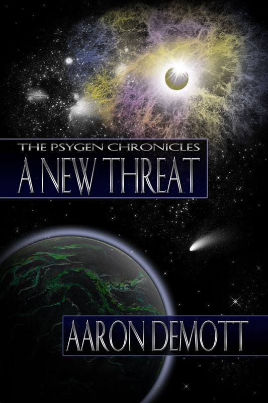 The Psygen Chronicles, A New Threat