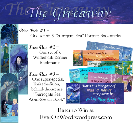 Surrogate Sea Launch Week Tour Pics, Giveaway