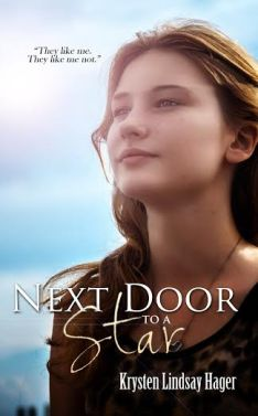 Next Door to a Star FRONT COVER