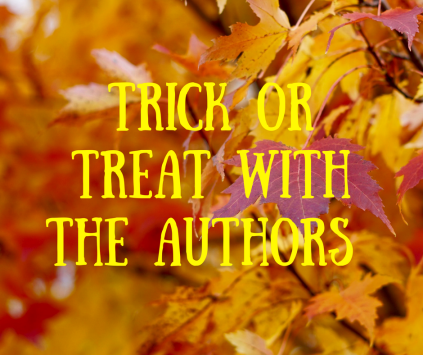 Trick or treat with the authors.