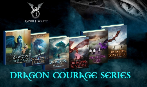 Dragon's Eye background Dragon Courage Series